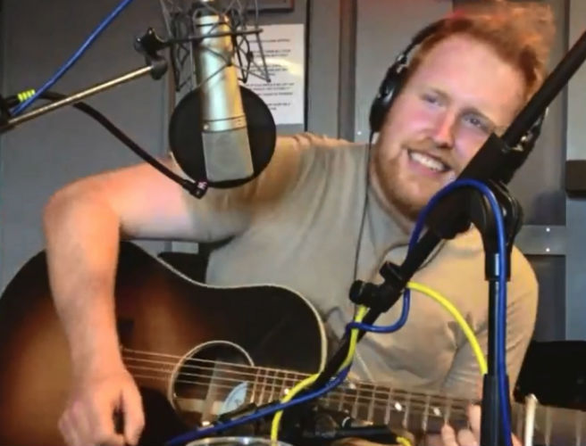 Gavin James Live On The Big Ride Home