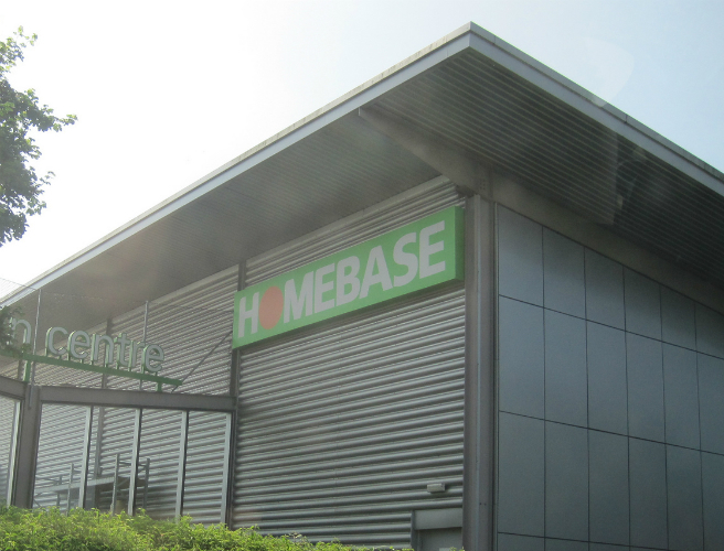 Homebase Closing Two Dublin Stores