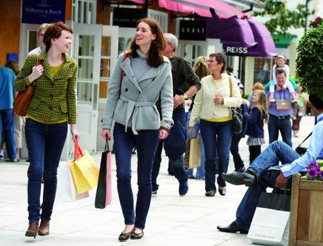 Kildare Village To Be Extended Again