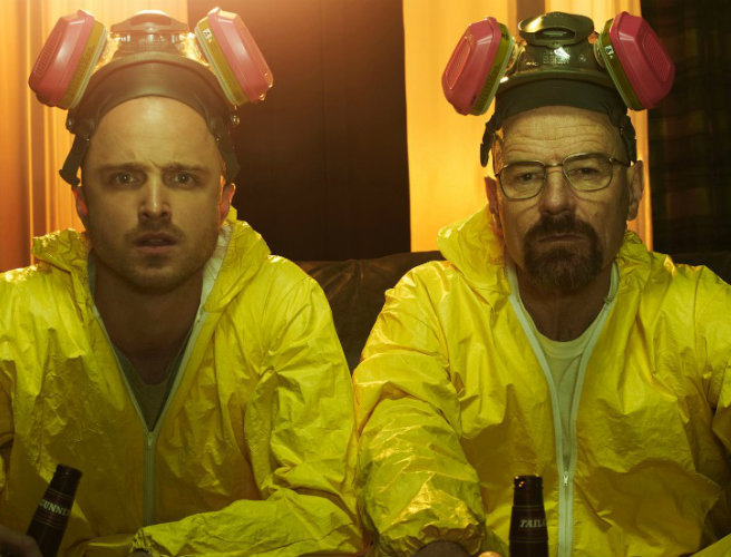A Breaking Bad Movie Is Happening