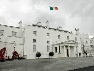 Gardaí Investigating After Woman Managed To Enter Áras an Uachtaráin