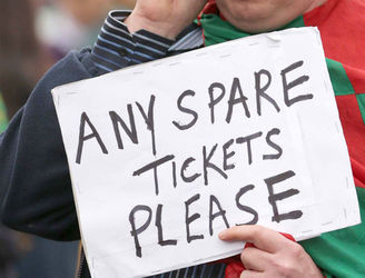 All-Ireland Football Final Tickets Appeared On eBay For €3,500