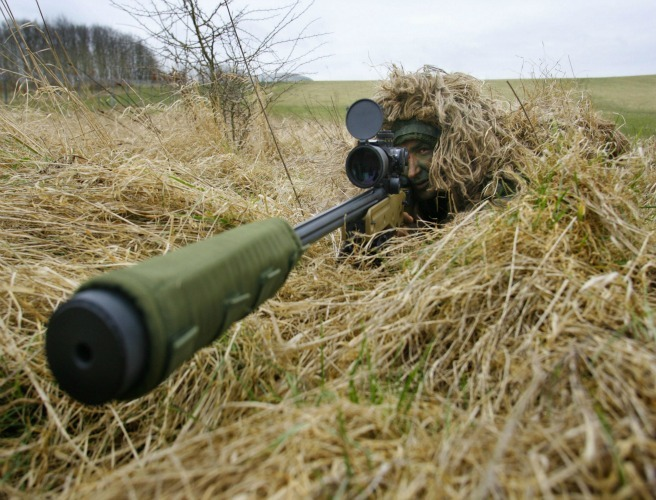 how to become a marine sniper officer
