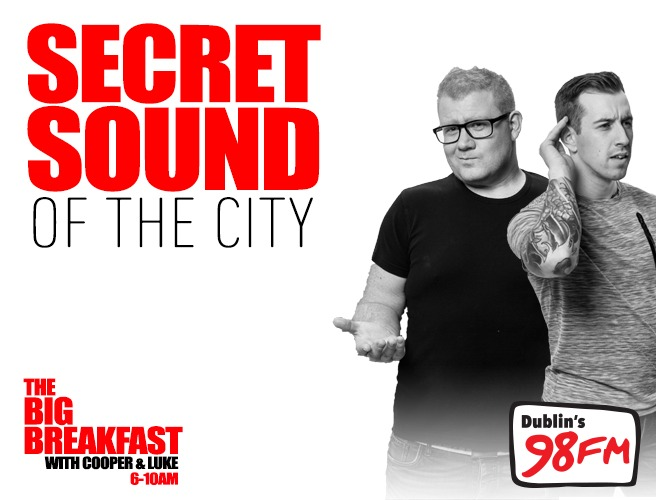 98FM's Secret Sound of the City