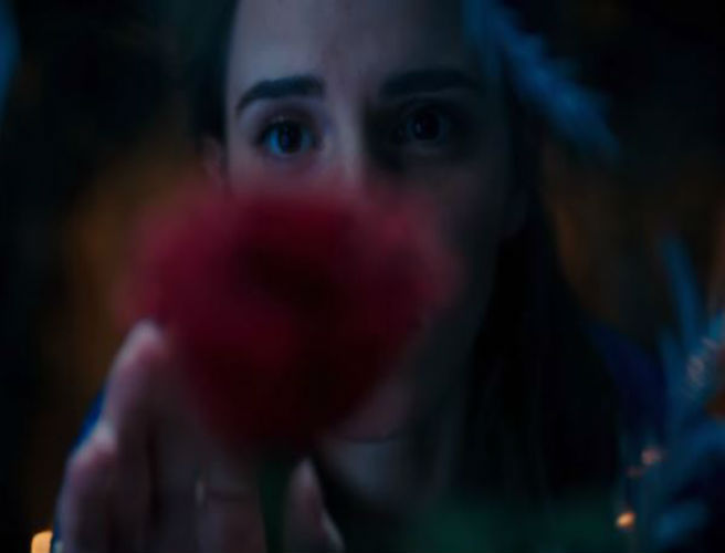 First Trailer For Disney's Live Action Beauty And The Beast