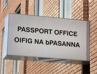 charlie flanagan, passports, northern, ireland, application