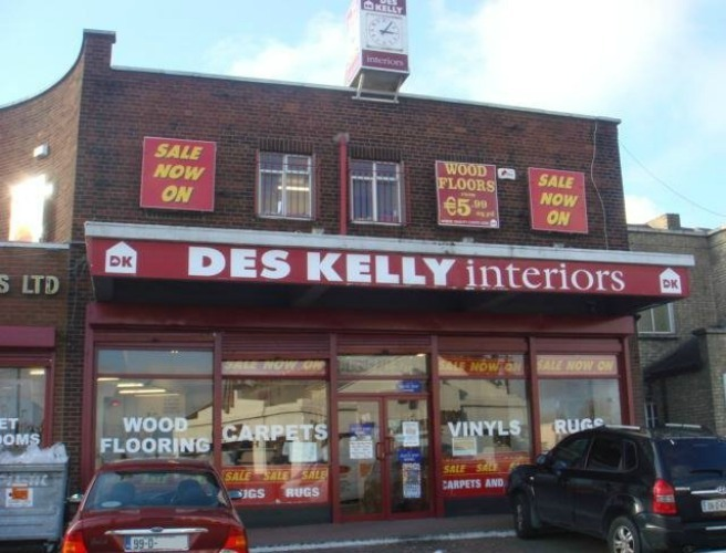Des Kelly The Carpet Man Dies Peacefully Yesterday