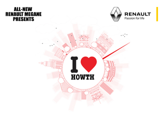 JOIN 98FM & ALL-NEW RENAULT MEGANE FOR A FUN DAY OUT IN HOWTH