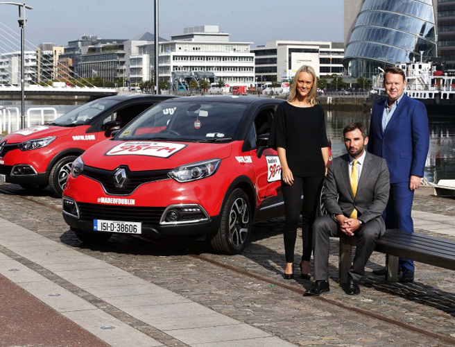 Dublin's 98FM has teamed up with Renault Ireland