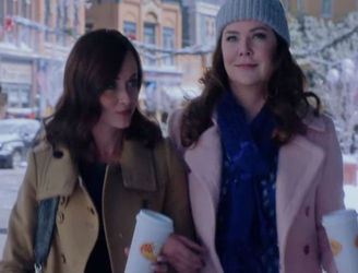 Watch The Official Trailer For The Gilmore Girls Reboot