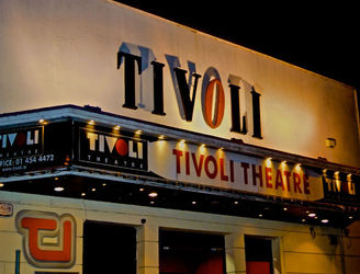 Tivoli Theatre Graffiti To Be Preserved Before Demolition
