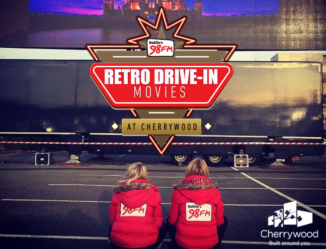 Big Drive-In Cinema To Return To Dublin For Paddy's Weekend