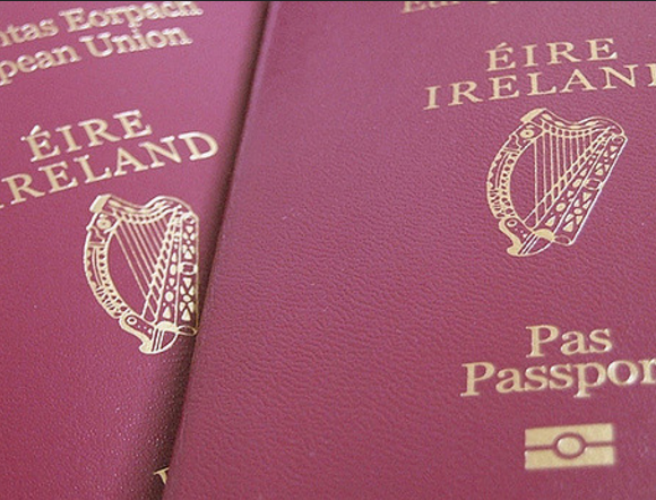 Irish Passport Ranked One Of The World's Best