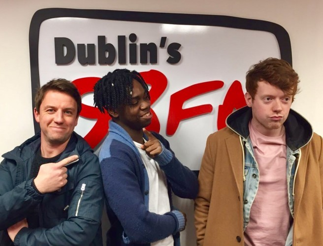 98FM's Totally Irish Podcast - February 12th 2017