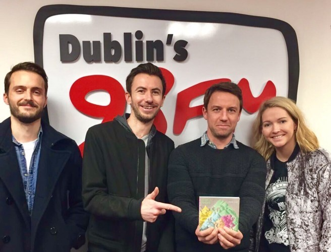 98FM's Totally Irish Podcast - February 19th 2017