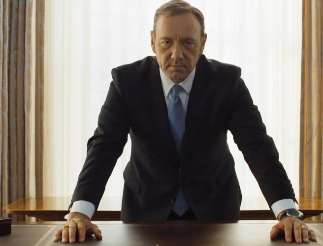 House of Cards Releases New Season 5 Teaser