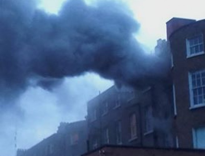 11 People Rescued From Major Blaze In The North Inner City