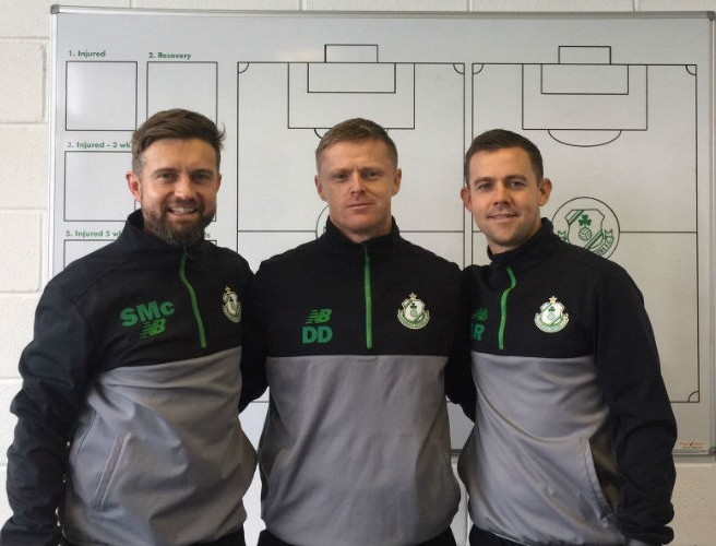 Duffer's The Gaffer - Damien Duff Takes Up New Shamrock Rovers Role