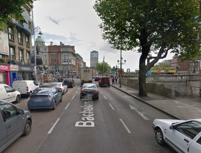 New Plan For Extra Bus Lanes On North Quays To Hit Car Traffic