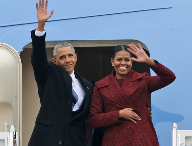 Obamas In Talks For Netflix Series