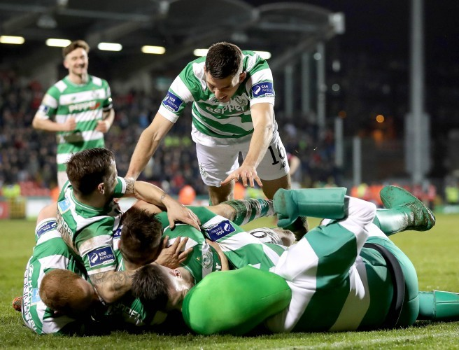 REPORT: Rovers Beat Bohs In Thrilling Dublin Derby