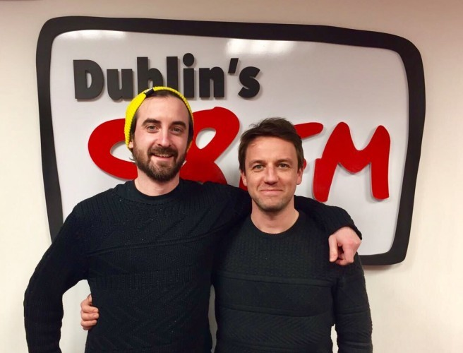 98FM's Totally Irish Podcast - March 5th 2017