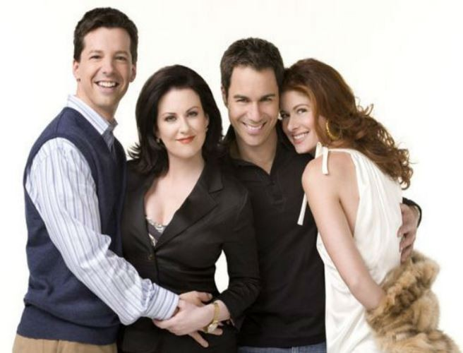 Will & Grace Cast Reunite For Selfie