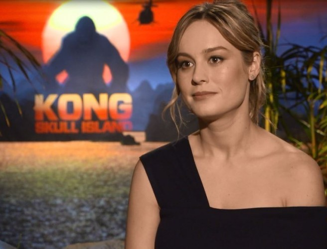 Interview - Brie Larson On 'Kong: Skull Island'