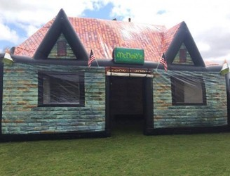 You Can Now Rent An Inflatable Irish Pub