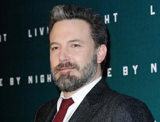 Ben Affleck Reveals He's Been Treated For Alcohol Addiction