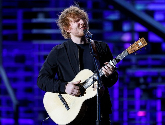 Ed Sheeran To Headline Glastonbury