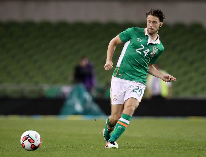 Harry Arter To Miss Vital World Cup Qualifier With Wales