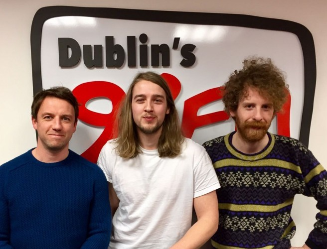 98FM's Totally Irish Podcast - March 19th 2017