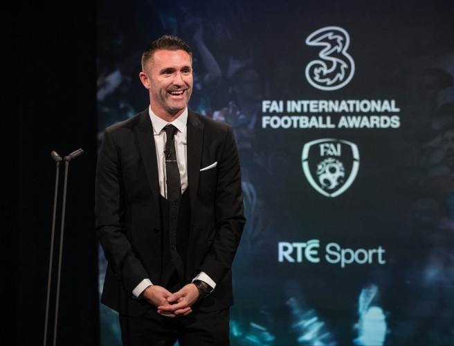 Watch: Robbie Keane Inducted Into The FAI Hall Of Fame