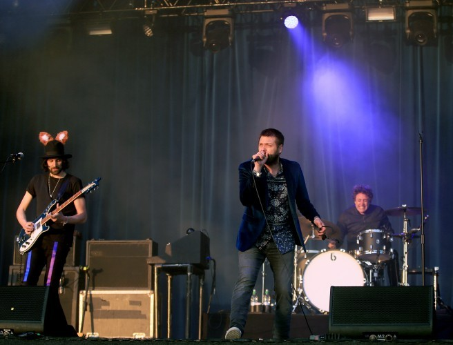 Kasabian Are Back To Rock Dublin Next Month