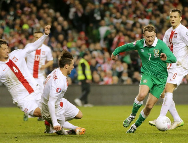 More Bad Injury News For Ireland Shines Spotlight On Aiden McGeady