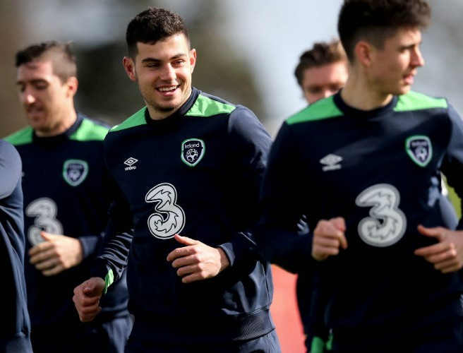 'David Meyler Was Very Good To  Me When I Got Injured' - John Egan