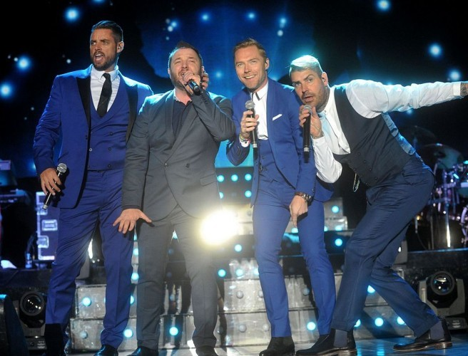 Boyzone To Reunite Next Year?