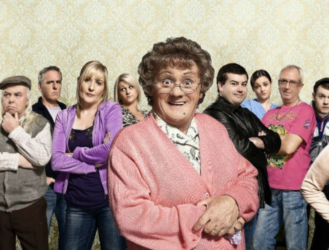 Mrs Brown's Chat Show Starts This Weekend