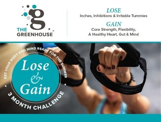 The 12-Week Body and Mind Challenge with the Greenhouse Project