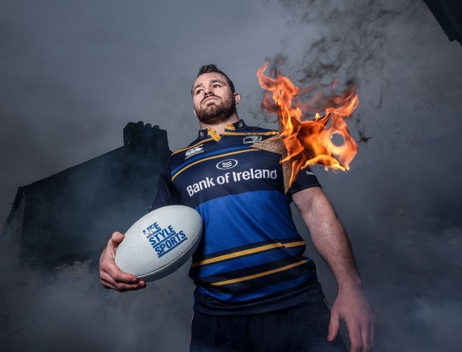 """He Was Sick To His Stomach About It"" - Cian Healy"