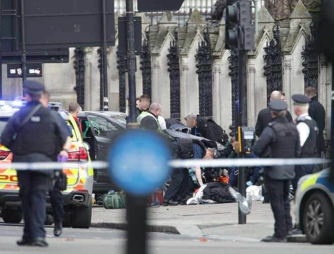 One Irish Person Injured In London Attack