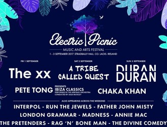 First Acts Announced For Sold Out Electric Picnic