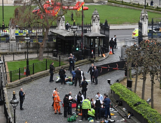 Westminster Attacker and Third Victim Named