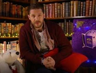 Teaser For Tom Hardy's Next Bedtime Story