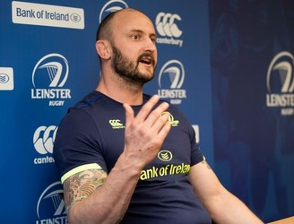 """The Confidence Has Grown In The Leinster Group"" Hayden Triggs"