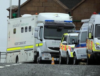 One Body Found in Search for Crew of Rescue 116