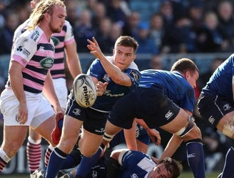 Leinster Scrape Win Against Cardiff Blues At RDS In Pro12