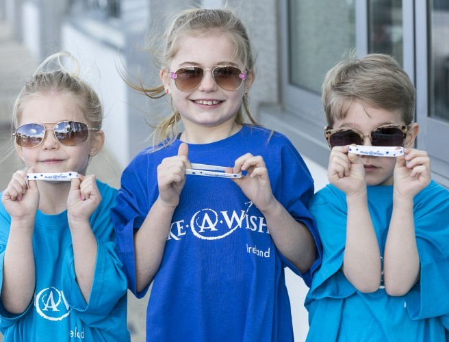 Make-A-Wish Ireland To Grant 2000th Wish This Week