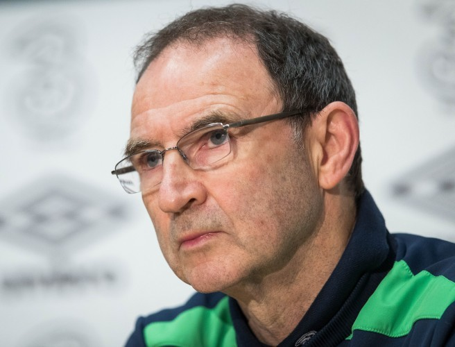 Martin O'Neill Urges Young Guns To Use Iceland Game To Impress